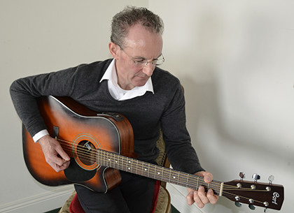 Des Behan Guitar Lessons Galway